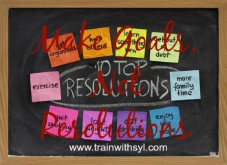 resolutions not goals website