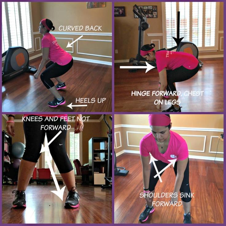 Squat problems
